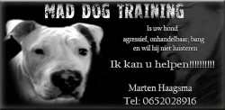 Mad dog training